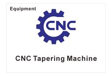 CNC tapering machine