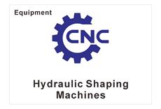Hydraulic Shaping Machines
